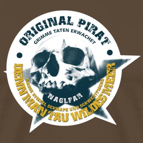 Naglfar 3 - Männer Premium T-Shirt