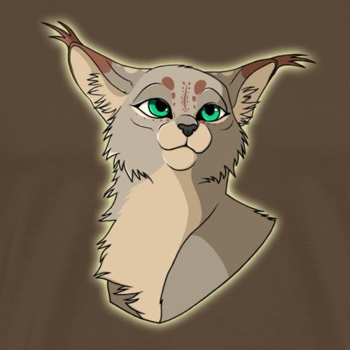 serval 2 - T-shirt Premium Homme