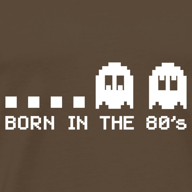 Born in the 80s - Ghosts