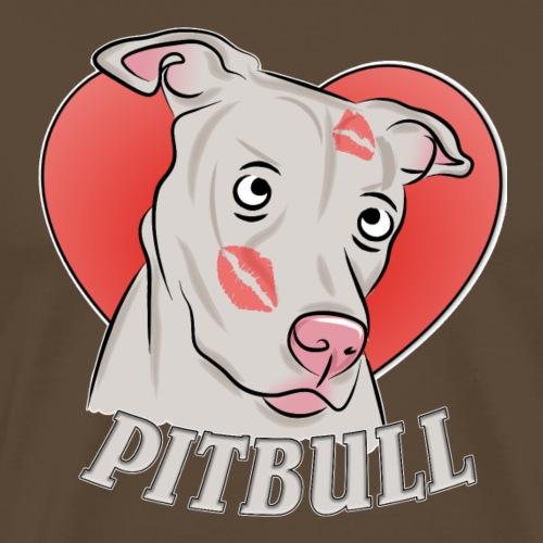 pitbull - Männer Premium T-Shirt