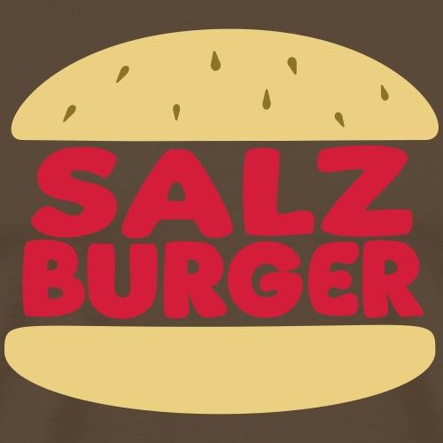 Salzburger - der beste Burger - Männer Premium T-Shirt