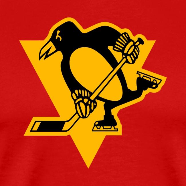 Pittsburgh Penguins Stadium Series Logo PIT