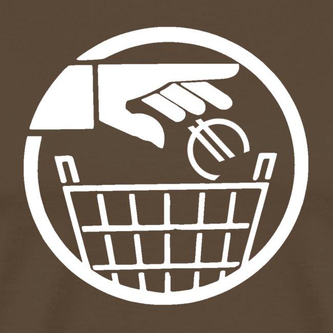 SAC en tissu euro poubelle