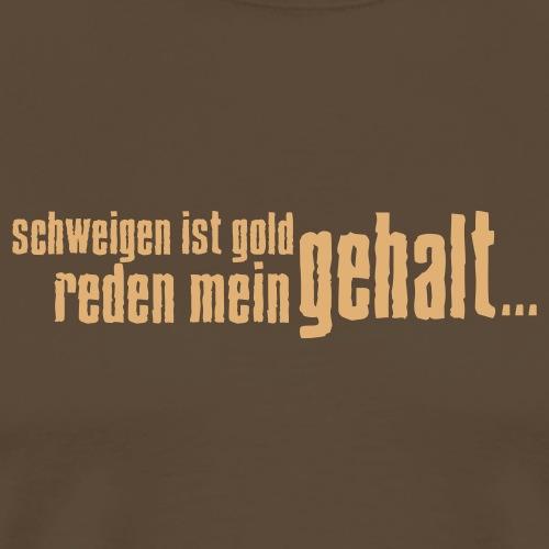 reden - Männer Premium T-Shirt