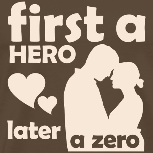 GHB from Hero to Zero 190320188 FA - Männer Premium T-Shirt