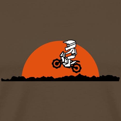 Paris Dakar - Männer Premium T-Shirt