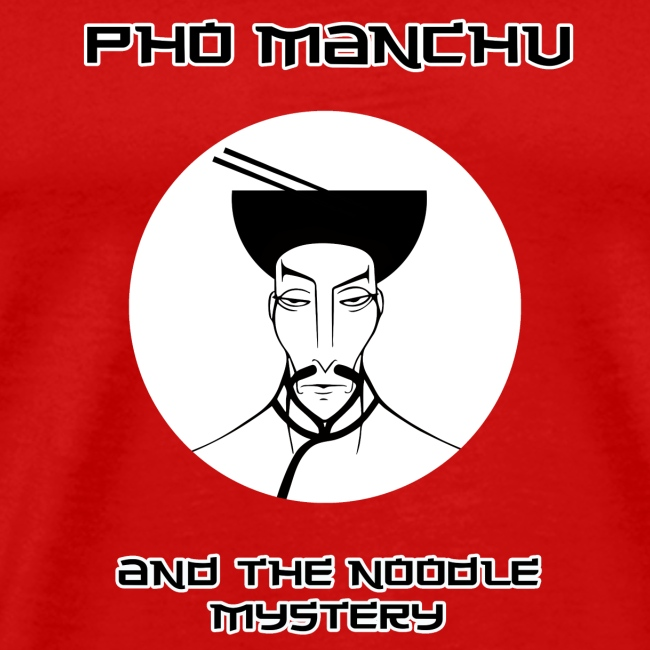 Pho Manchu by oldtee