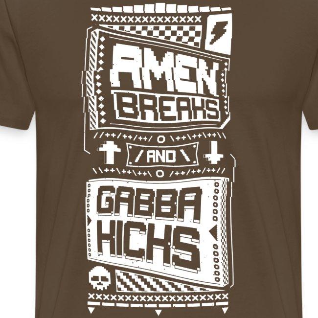 Amen Breaks & Gabba Kicks