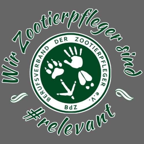 Wir sind #relevant - Männer Premium T-Shirt