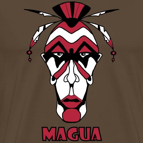 Magua - Männer Premium T-Shirt