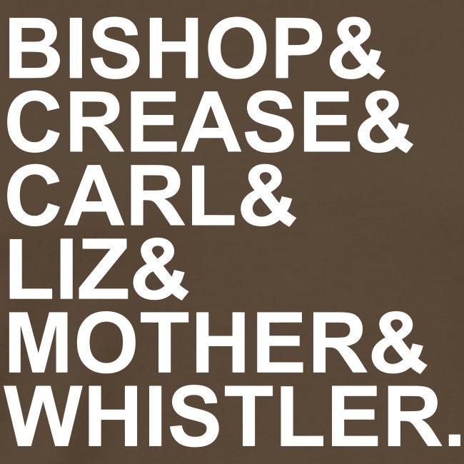 Bishop's team