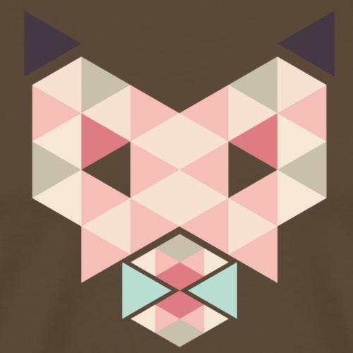 Katze Mau - Männer Premium T-Shirt