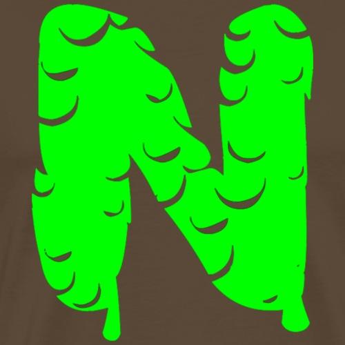 Nastyflubber N - Men's Premium T-Shirt