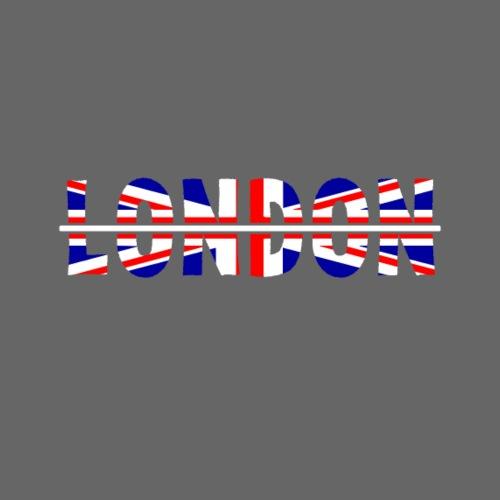 Cooles London Souvenir - Britische Flagge London - Männer Premium T-Shirt
