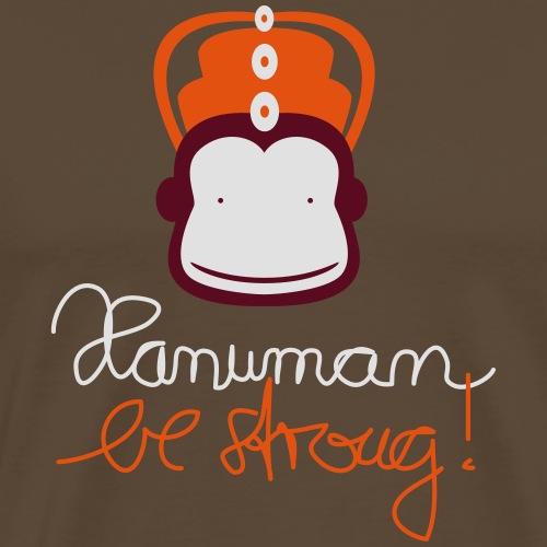 Hanuman - Männer Premium T-Shirt