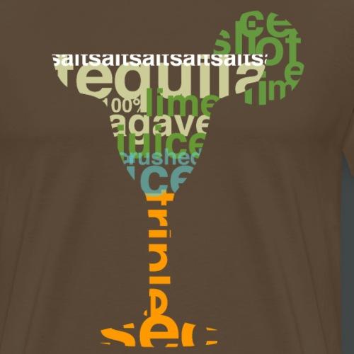 Mixographik - Margarita - T-shirt Premium Homme