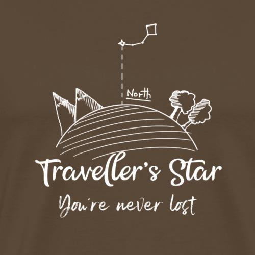 travel's star - T-shirt Premium Homme
