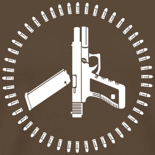 Keep Peace - Männer Premium T-Shirt