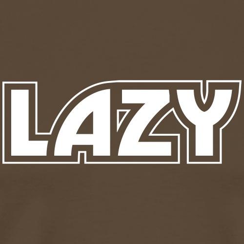 lazy - T-shirt Premium Homme