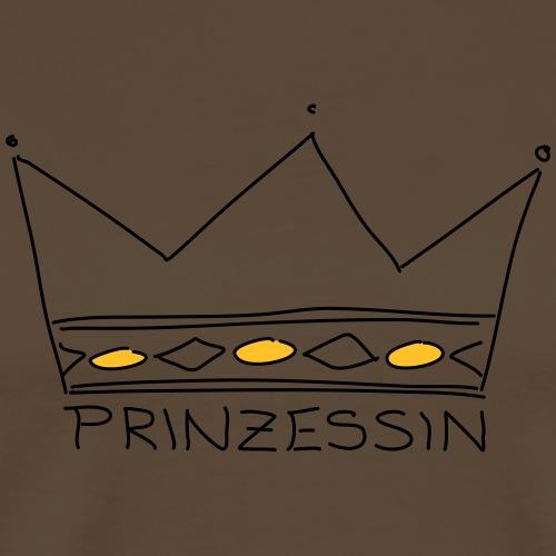 Prinzessin - Männer Premium T-Shirt