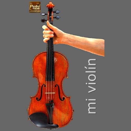 MI Violine - Männer Premium T-Shirt