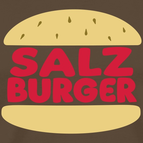 SalzBurger - Männer Premium T-Shirt