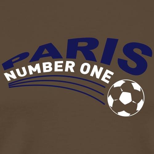 Paris Number One - T-shirt Premium Homme