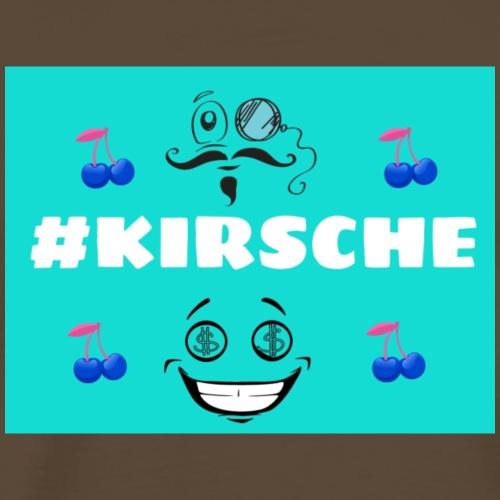 #Kirsche - Männer Premium T-Shirt