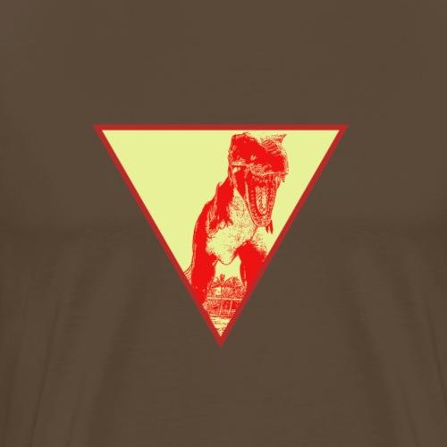 DinoRAW - Men's Premium T-Shirt