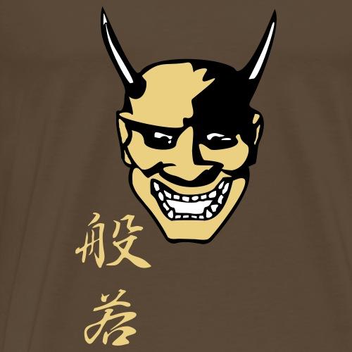 hannya_19 - Männer Premium T-Shirt