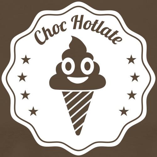 Choc Hotlate - Männer Premium T-Shirt