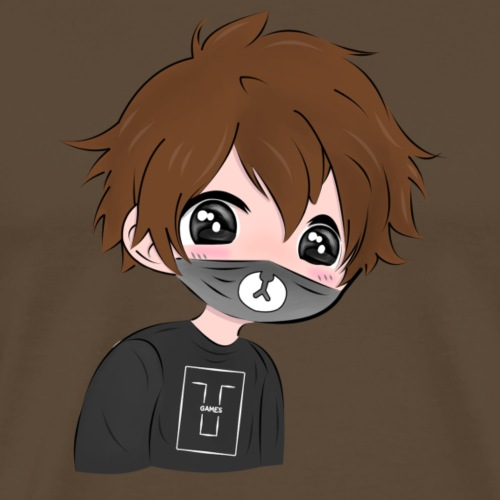 Fan de The Louste Kawaii V2 - T-shirt Premium Homme