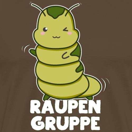 Raupen Gruppe Kindergarten
