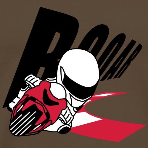 MOTO GP ROAR - Männer Premium T-Shirt
