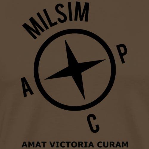 Milsim ACP - T-shirt Premium Homme