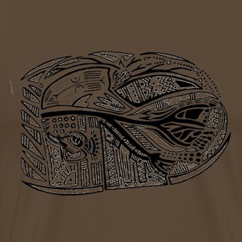 Fantastic tree - T-shirt Premium Homme