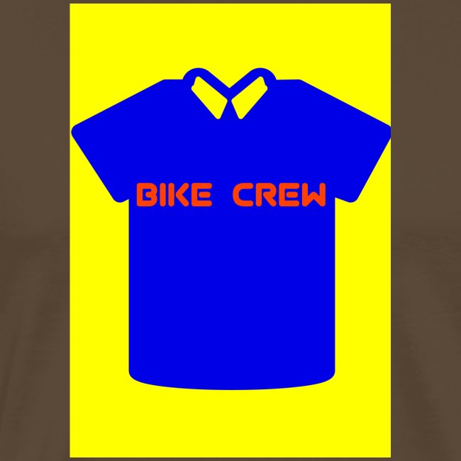 Bike Crew Merch (blau)