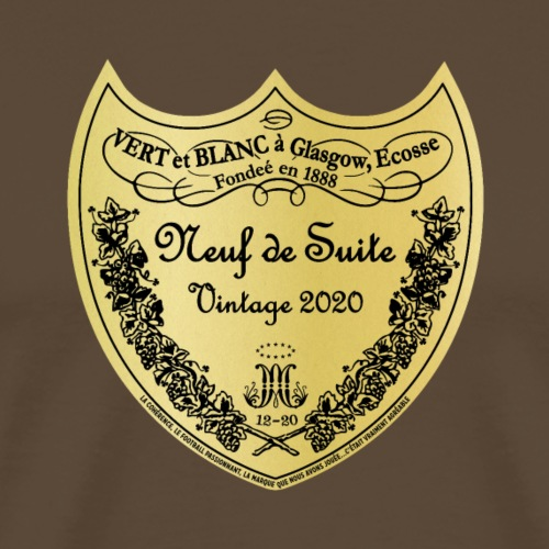 Neuf de Suite - Men's Premium T-Shirt