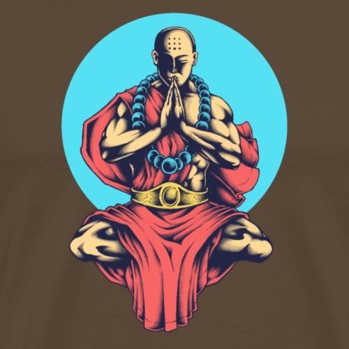La paix intérieure - T-shirt Premium Homme