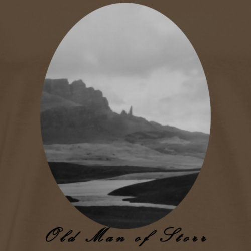 Old Man of Storr (Vintage)