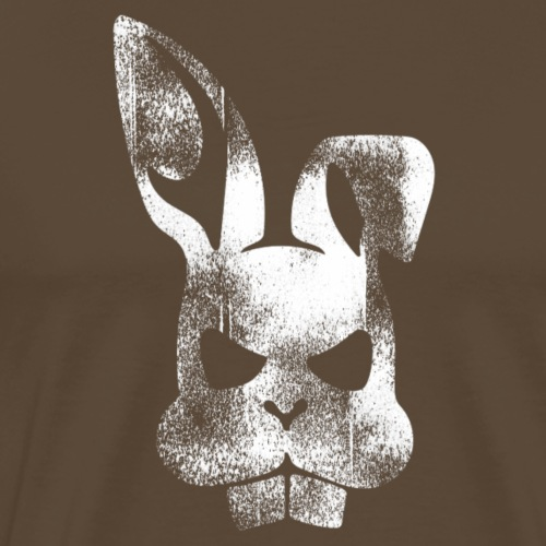 Bad rabbit - Premium-T-shirt herr