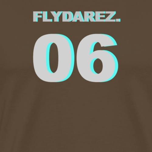 flydarez special shirt ba - Mannen Premium T-shirt