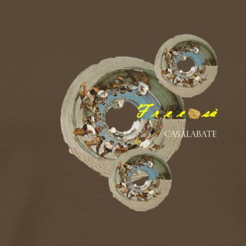 Freesà - Rotonde di Casalabate - Maglietta Premium da uomo