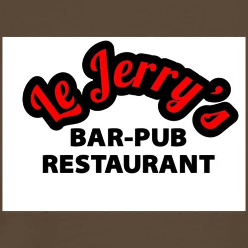 logo jerry s devant - T-shirt Premium Homme