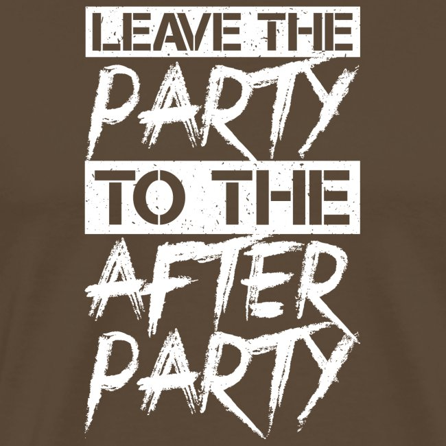 AFTER PARTY WHITE
