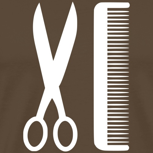 Hair Stylist - Männer Premium T-Shirt