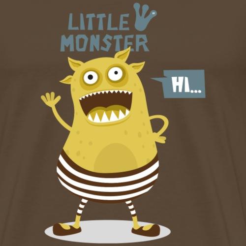 monsterJACK - Mannen Premium T-shirt
