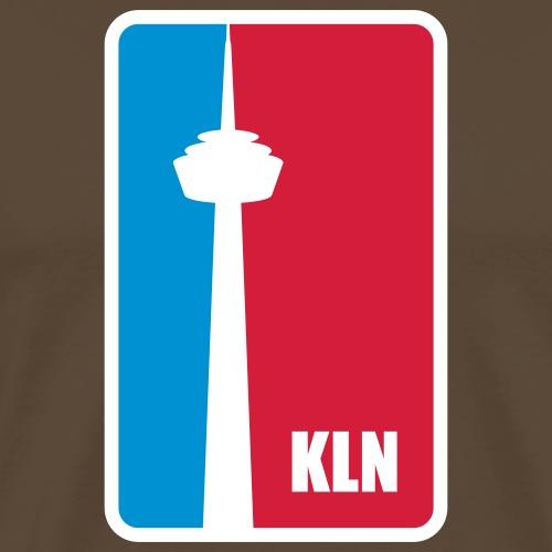 kln_colonius_3c - Männer Premium T-Shirt