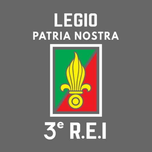 3e REI - 3e Etranger - Legion - Men's Premium T-Shirt