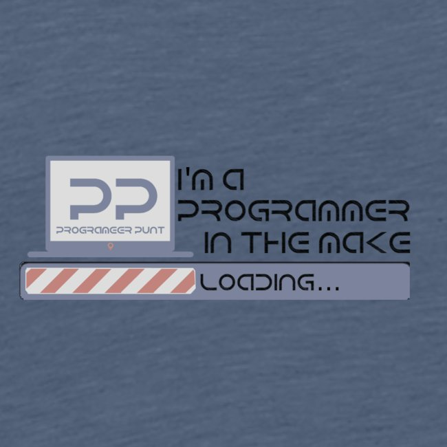 I m a programmer in the make